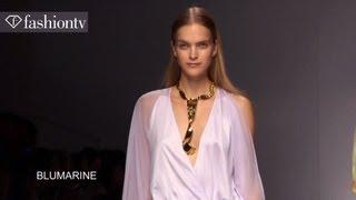 Model Talks - Mirte Maas | Fashion Week Spring/Summer 2013 | FashionTV