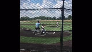 Zach Mann Pitching Video August 2016