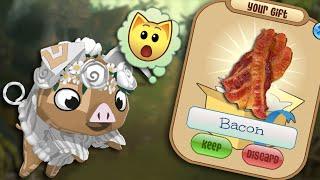SPIRIT MAIL –A PIG SENT ME BACON?! + POSITIVE PLAQUE GIVEAWAY