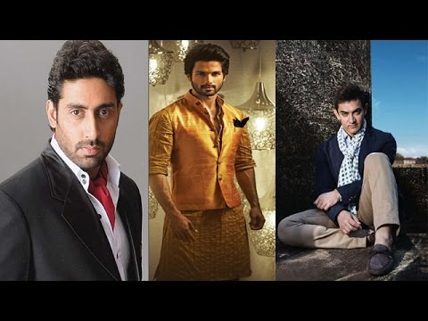 Bollywood News In 1 Minute - 05/1/15 Abhishek Bachchan, Shahid Kapoor, Aamir Khan