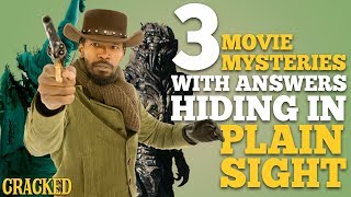 3 Movie Mysteries with Answers Hiding in Plain Sight (Cloverfield, District 9)