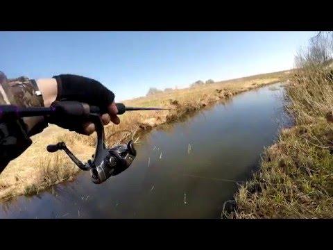 Рыбалка в мае-видео