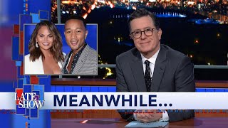 Meanwhile... Chrissy Teigen Boned The Sexiest Man Alive