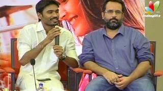 Ambikapathy Movie Press Meet   Dhanush, Sonam Kapoor, A. R. Rahman   Tamil Movie