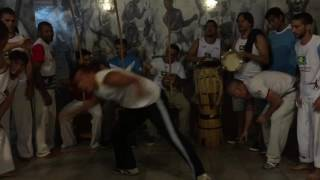 Raizes do Brasil Capoeira
