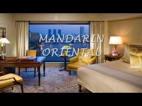 The Top 8, 5 Star Hotels In Bangkok Thailand