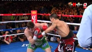 Sergio Martinez vs Matthew Macklin