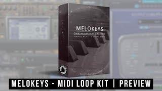 Melokeys - MIDI Kit PREVIEW + FREE DOWNLOAD [theproducersplug.com]