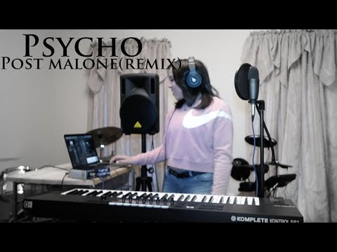 Xxx Mp4 Post Malone Psycho Tessa Joy Remix 3gp Sex