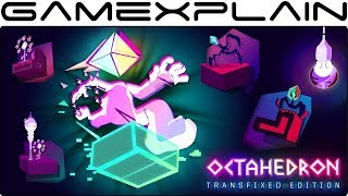 Octahedron: Transfixed Edition - Game & Watch (Nintendo Switch)