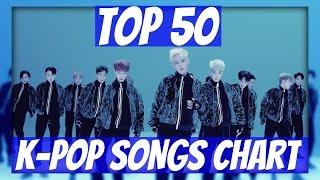 [TOP 50] K-POP SONGS CHART • DECEMBER 2016 (WEEK 1)