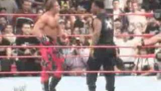 Michael Tyson vs Shawn Michaels