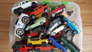 Cars for Kids: Lots of Toy Cars Welly Cars - Video for Kids