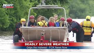 FOX 10 XTRA NEWS AT 7: Deadly severe weather hits midwest