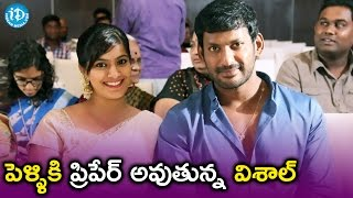 Hero Vishal And Varalakshmi's Marriage Soon - Tollywood Tales