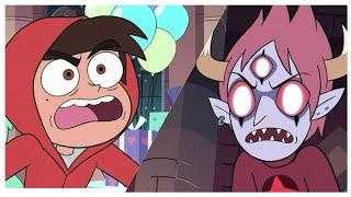 Marco vs. Tom [Stump Day]   Star vs. The Forces of Evil (Season 3)