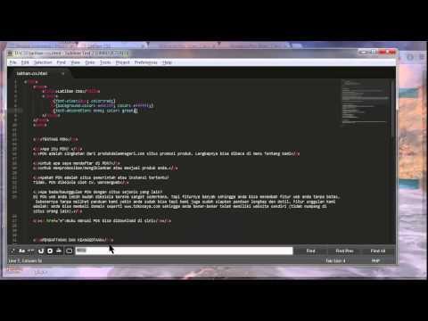 Cara Mudah Belajar CSS part1