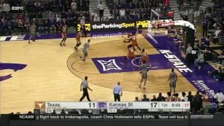Texas at Kansas State   2016-17 Big 12 Men
