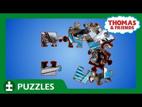 Engine Puzzle 12 Thomas & Friends