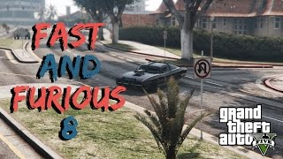 Fast And Furious 8?? - GTA 5 Online (Bahasa Malaysia)