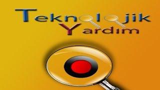 Bandicam Dersleri 2: Bandicam ile görüntü ve oyun kaydetme.