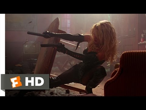 Barb Wire 3 10 Movie CLIP Don t Call Me Babe 1996 HD
