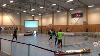 2018 Goalball World Championships China v Algeria 2nd Half
