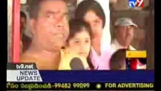 Licking Puja by Hindu Devotees
