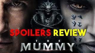 THE MUMMY (2017) Review - Is Universal's Dark Universe Doomed?