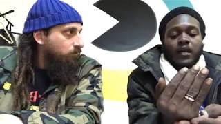 Samory I interview by judah for Party Time Radio & TV