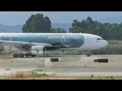 Xxx Mp4 Azores Airlines Airbus A330 Quot Cachalote Quot Barcelona El Prat BCN LEBL 3gp Sex