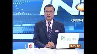Aaj Ki Baat with Rajat Sharma | 23rd February, 2018