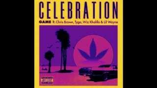 The Game, Chris Brown, Tyga, Tunechi and Wiz Khalifa - Celebration Slowed by DJ Big Seg