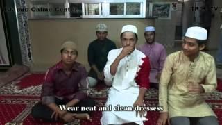 Islamic Short Film Bangla | Things not to do in masjid | মসজিদে যা করা উচিত নয়।