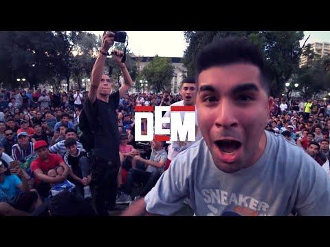 WOLF 🇦🇷 vs. FUSOK 4tos DEM Fecha III 2019