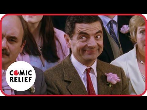 Mr Bean's Wedding   Comic Relief