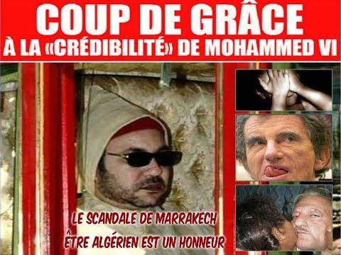Algérie Vs Maroc Prostitution dictature et misère d un peuple. لمملكة المغربية الدكتاتورية والدعارة