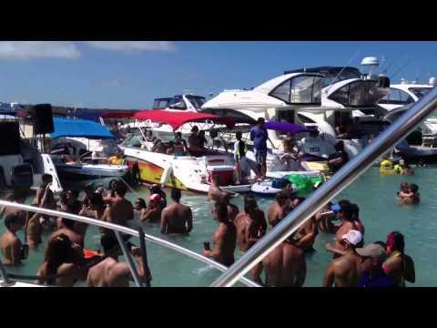 Morrocoy Cayo Los Juanes Carnavales 2012