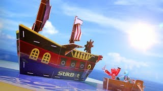 Ahoy Mateys! | PIRATE Movie Set