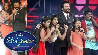 Welcome Back' Stars Encourage 'Indian Idol Junior' Contestants