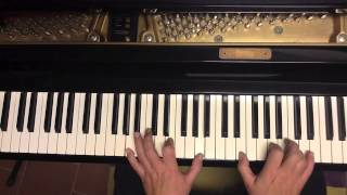 Tutorial piano y voz Ne me quitte pas (Jacques Brel)
