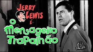 O Mensageiro Trapalhão (Jerry Lewis) - dublagem clássica Herbert Richers