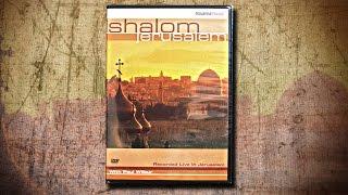 Paul Wilbur Shalom Jerusalem