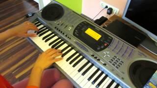 Armin Van Buuren - Won't Let You Go (Piano Cover)