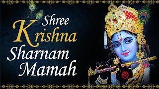 Shree Krishna Sharnam Mamah - Mantra - Dhun | Popular Krishna Bhajan | Krishna Janmashtami Special