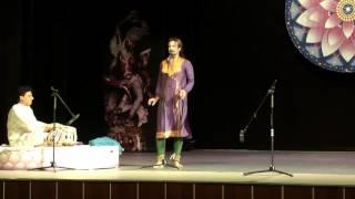 Akshaya Kumar. Kathak dance