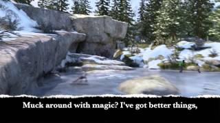 Rap Battle!-Queen Elsa VS Jack Frost