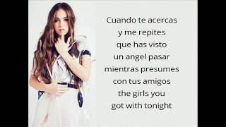 Ana Mena - No Soy Como Tú Crees (Letra)