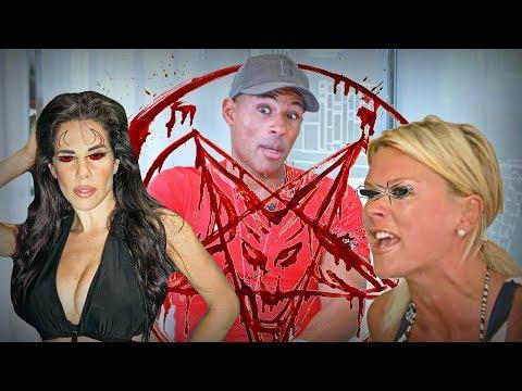 Xxx Mp4 Florian LVDA2 Kim Glow VS Amélie Neten «J'ai Vu Le Démon Elles étaient Possédées » 3gp Sex