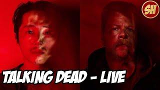 THE WALKING DEAD STAFFEL 7 EPISODE 1   The Talking Dead auf Deutsch   Serienheld